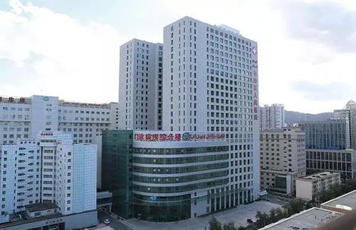 新疆自治区人民医院