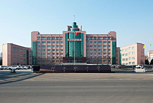 佳木斯医学院(现佳木斯大学)