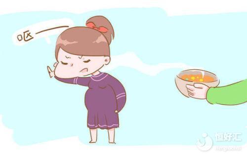 怀孕后呕吐的原因,别再继续烦躁了